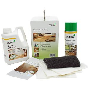 Osmo wood floor cleaning kit